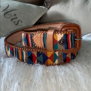 Accessories - NWOT, Guatemalan Belt, Size 38 (32-33 in waist)